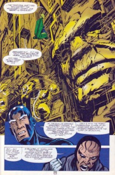 Extrait de Jack Kirby's Fourth World (1997) -14- Such dreams may come