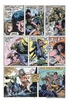 Extrait de Conan the Barbarian Vol 1 (Marvel - 1970) -48- The rats dance at Ravengard!