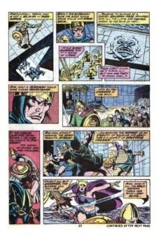 Extrait de Conan the Barbarian Vol 1 (Marvel - 1970) -49- Wolf-woman!
