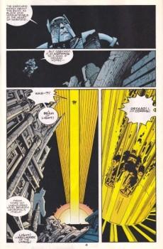 Extrait de Orion (Simonson, 2000) -10- Sirius business! or dog is god spelled backwards!