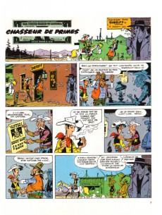 Extrait de Lucky Luke -39a78- Chasseur de primes