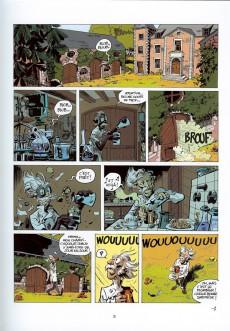 Extrait de Spirou et Fantasio -51a2013- Alerte aux Zorkons
