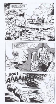 Extrait de Terran stone -INT1- Guerriers borgs et t'zurs