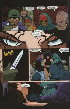 Extrait de Daredevil (Bethy) -1- L'homme sans peur