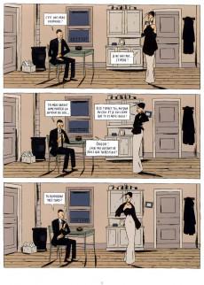 Extrait de Les imposteurs -1- Acte 1
