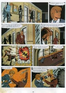 Extrait de Ric Hochet -34a1985- La nuit des vampires