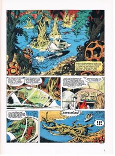 Extrait de Luc Orient -4- La planète de l'angoisse