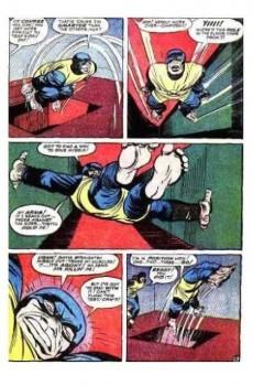 Extrait de X-Men Vol.1 (The Uncanny) (Marvel comics - 1963) -2- No one can stop the vanisher!