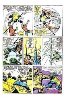 Extrait de Uncanny X-Men (The) (1963) -3- Beware the blob!