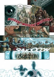 Extrait de C.O.R. Chronicles of Runes -1- L'aube de la révolte