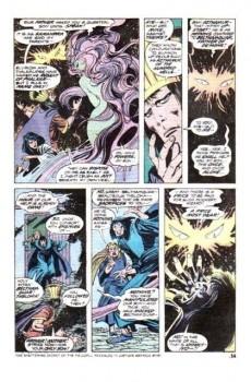 Extrait de Conan the Barbarian Vol 1 (Marvel - 1970) -51- Man born of demon!