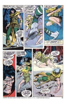 Extrait de Conan the Barbarian Vol 1 (Marvel - 1970) -53- Brothers of the blade!