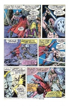 Extrait de Conan the Barbarian Vol 1 (Marvel - 1970) -54- The oracle of ophir!