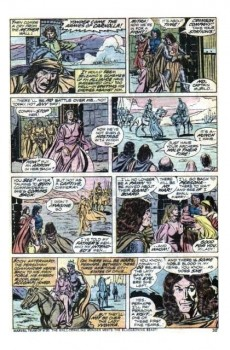 Extrait de Conan the Barbarian Vol 1 (Marvel - 1970) -55- A shadow on the land!