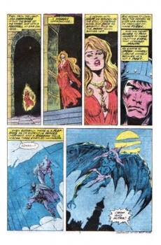 Extrait de Conan the Barbarian Vol 1 (Marvel - 1970) -56- The strange high tower in the mist!