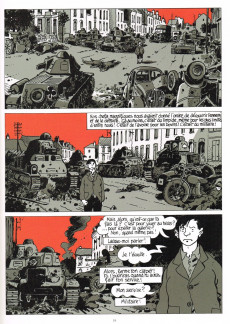 Extrait de Moi René Tardi, prisonnier de guerre au Stalag IIB - Tome 1a