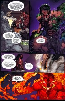Extrait de Marvel Saga Hors Série (1e série - 2014) -3- La reine dans le ciel