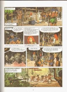 Extrait de Bob Morane 3 (Lombard) -57- Les déserts d'Amazonie