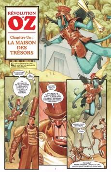 Extrait de Fables (Urban Comics) -20- Blanche Neige