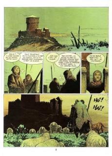 Extrait de Les tours de Bois-Maury -2a87- Eloïse de montgri