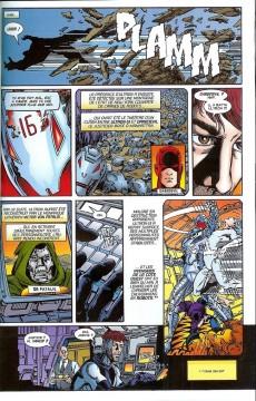 Extrait de Marvel (Moustique) -4- Avengers : La guerre d'Ultron