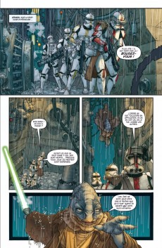 Extrait de Star Wars - Dark Vador -1- La Purge Jedi