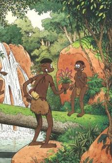 Extrait de (AUT) Jano - Le pygmée géant