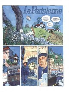Extrait de Goudard -3- La Parisienne