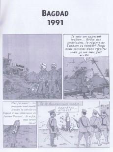 Extrait de Tintin - Pastiches, parodies & pirates -29a- Tintin en Irak