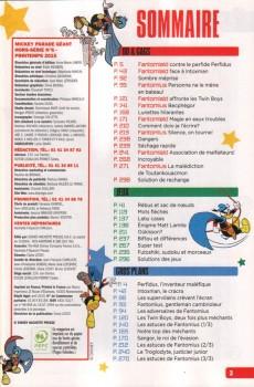 Extrait de Mickey Parade Géant Hors-série / collector -6HS06- Fantomiald seul au monde !