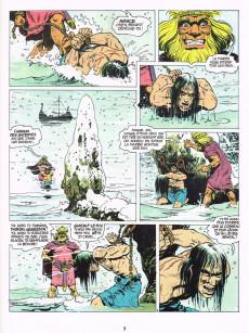 Extrait de Thorgal -1e15- La Magicienne trahie