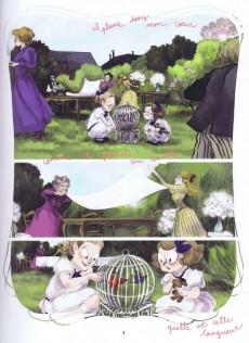 Extrait de Bouche d'Ombre -2- Lucie 1900