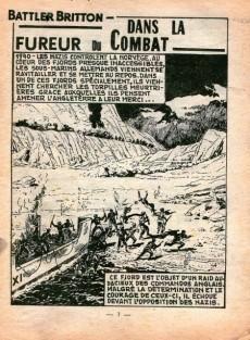Extrait de Battler Britton -91- Dans la fureur du combat