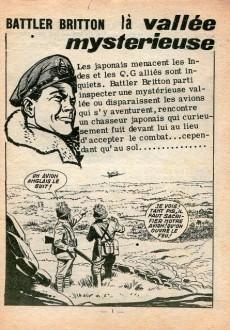 Extrait de Battler Britton -98- La vallée mystérieuse
