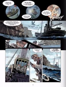 Extrait de S.O.S Lusitania -3- La mémoire des noyés