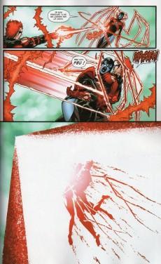 Extrait de Superman Saga -HS03- Supergirl au sein des Red Lantern