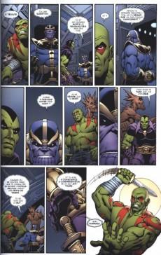Extrait de Thanos : La Trilogie de l'infini (2014) -1- Thanos : La révélation de l'infini