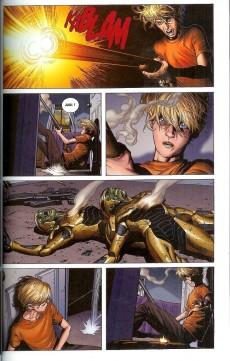 Extrait de Marvel (Moustique) -5- Les Gardiens de la Galaxie : Les Avengers cosmiques