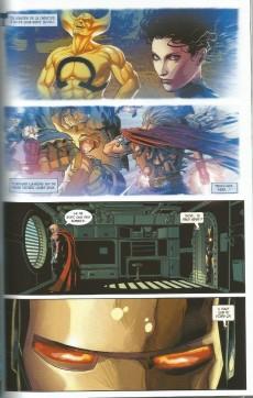 Extrait de Avengers (Marvel Now!) -3- Prélude à Infinity