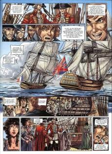 Extrait de Surcouf (Delalande/Surcouf/Michel) -3- Le Roi des Corsaires