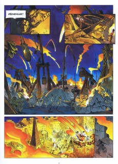 Extrait de L'Épée d'Ardenois -4- Nuhy