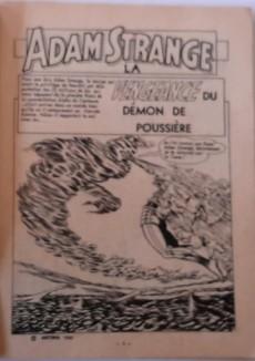 Extrait de Sidéral (1re série) -46- La vengeance du démon de poussière