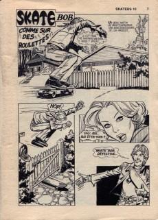 Extrait de Skaters -10- Skate Bob - Comme sur des roulettes