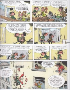 Extrait de Gaston - Idées noires - La collection (Hachette)  -9- Tome 9