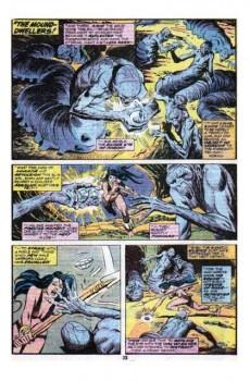 Extrait de Conan the Barbarian Vol 1 (Marvel - 1970) -59- The ballad of Bêlit!