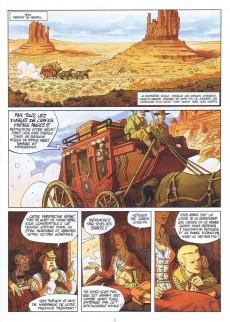Extrait de Le révérend -1a- Les diables déchus du Nevada