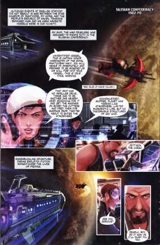 Extrait de Tales of Honor -0FCBD- Bred to Kill - Free Comic Book Day 2015
