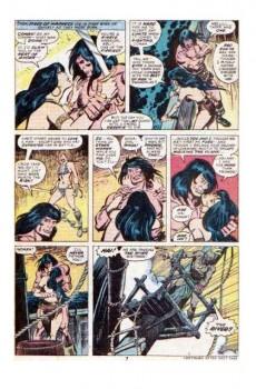 Extrait de Conan the Barbarian Vol 1 (Marvel - 1970) -60- Riders of the River-dragons!