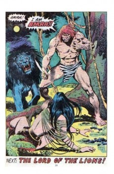 Extrait de Conan the Barbarian Vol 1 (Marvel - 1970) -61- On the track of the She-pirate!