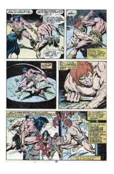 Extrait de Conan the Barbarian Vol 1 (Marvel - 1970) -63- Death among the ruins!